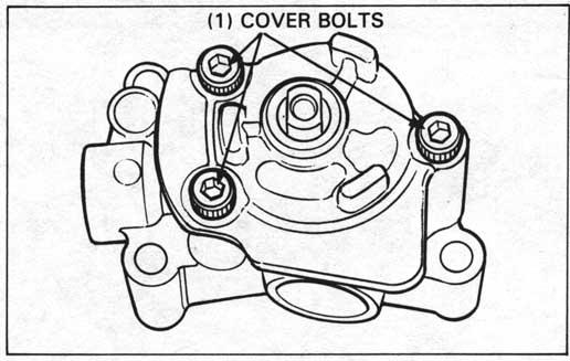 Honda Nt650 Service Manual Section 2 Lubrication